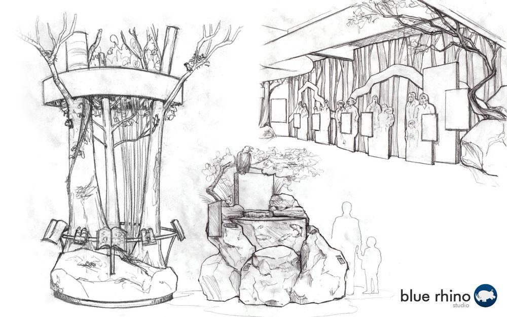 Ohiopyle Concept Design