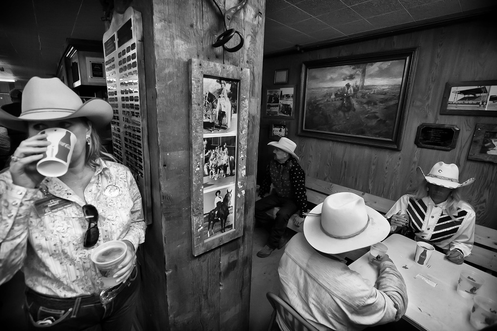 Rodeo dates back to the early 1800s when cowboys would informally test their work skills against one another. Present day, rodeos are formal events that bring together tradition, camaraderie and company sponsorship.
