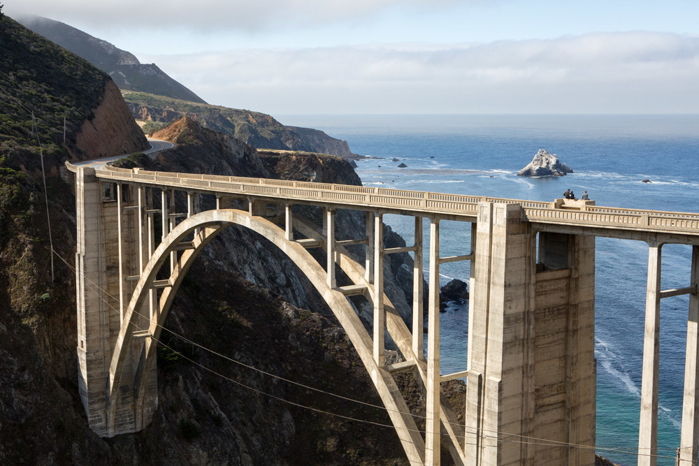Bixby Bridge, Pacific Coast Highway