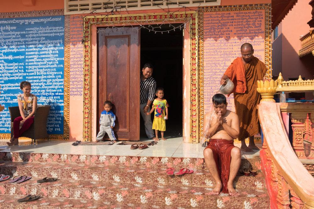 Angkor Ban village, Cambodia
