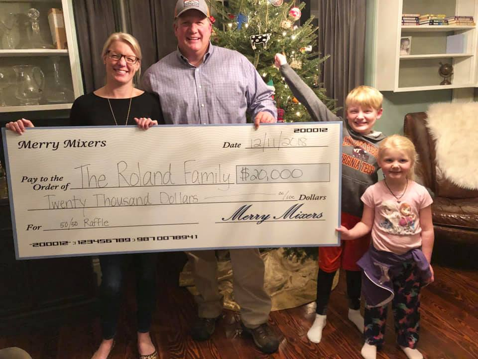 Congrats Roland Family!!
