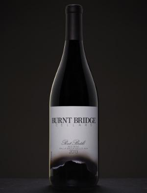 Rhone style bottle