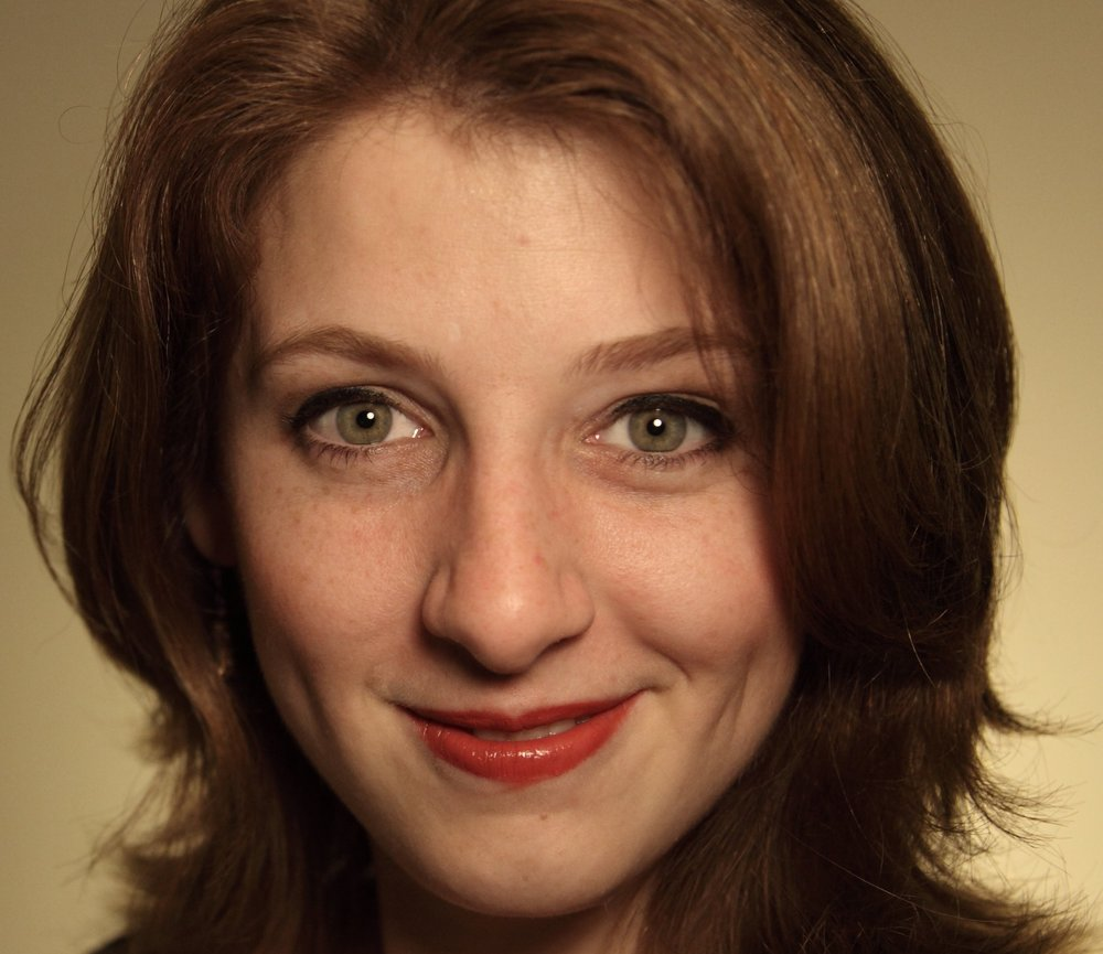 Elisa Sutherland, mezzo-soprano -
