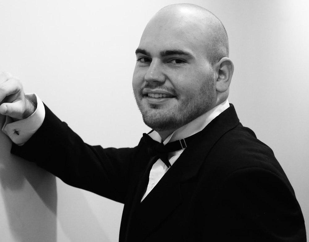 daniel schwartz, bass-baritone -