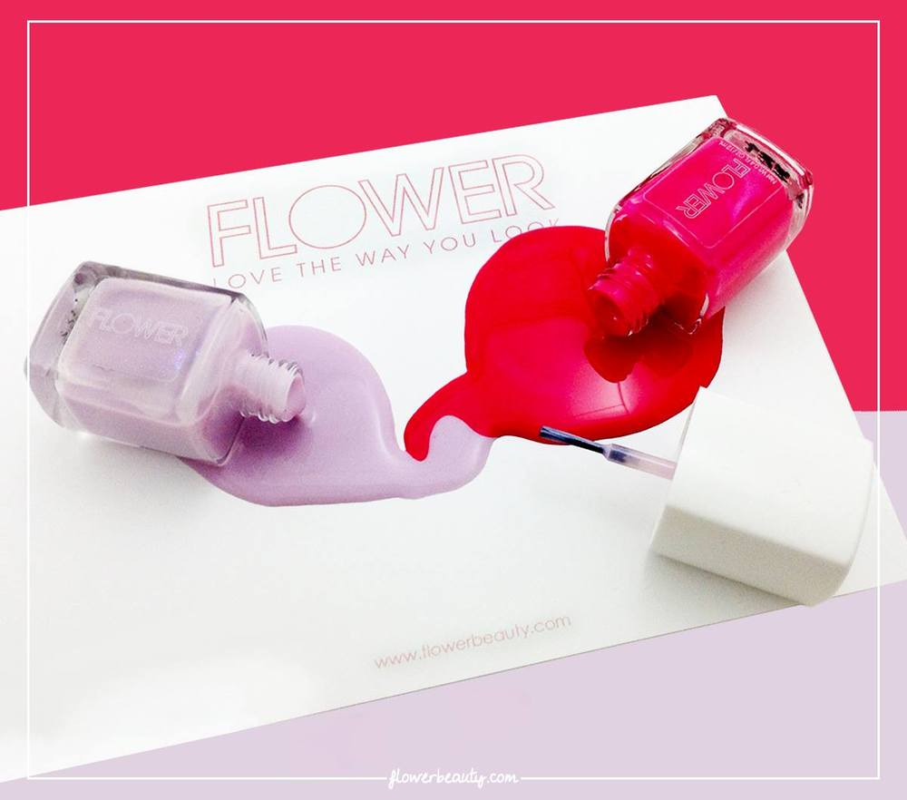 #FLOWERBeauty - PRODUCT PLACEMENT