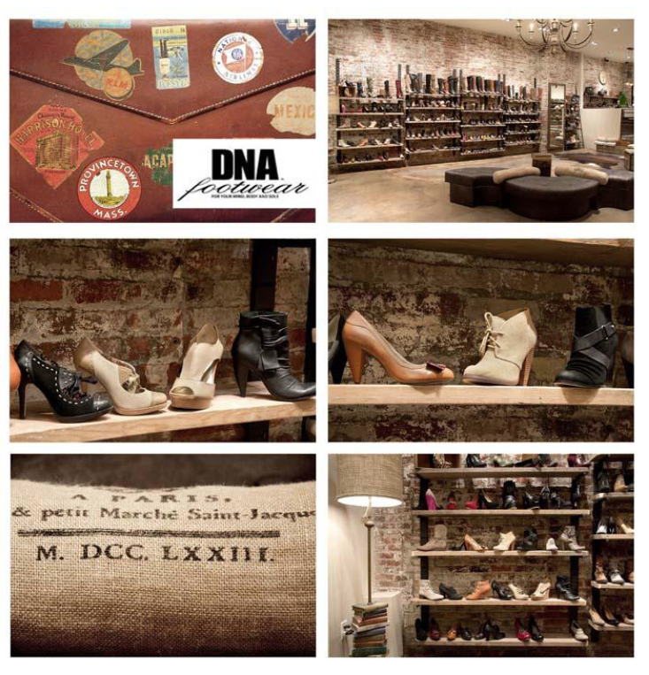 FOUND at DNA Footwear