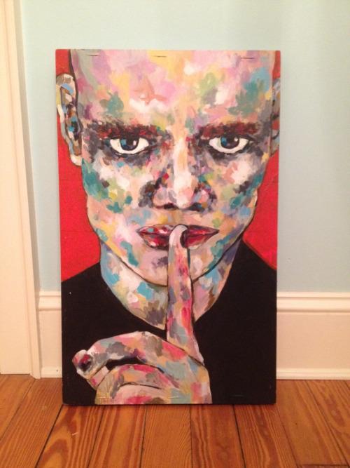 Shhh Man