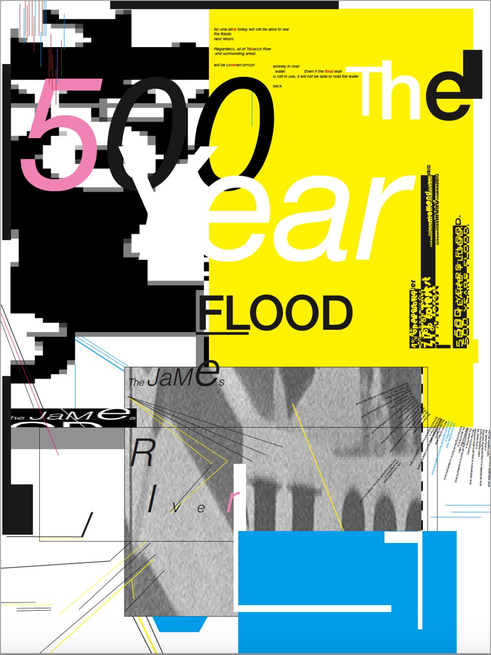 Richmond - 500 year flood