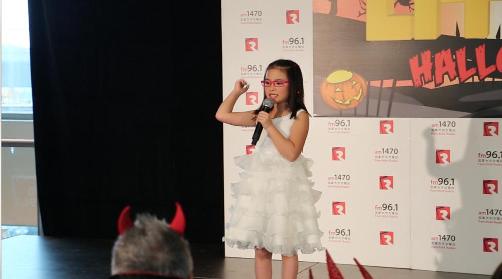 维智Aurora 小麦子古灵精怪的小才女 虽然出生在温哥华 可是熟读中文书籍