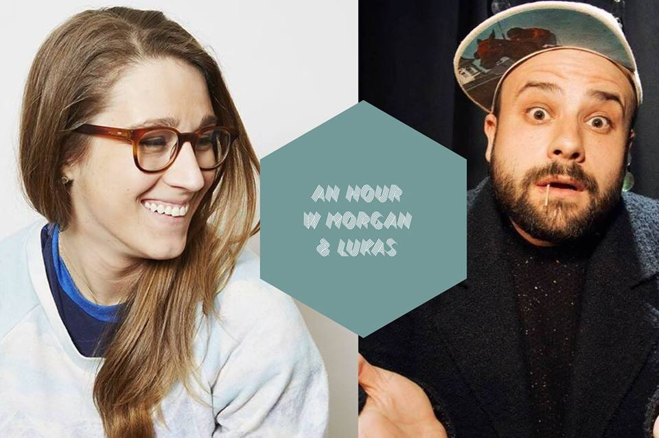 Morgan Miller (Comedy Central) & Lukas Kaiser (Chappelle's Show) are, yes, doing half hours of comedy. It'll be great!  The show's going down at Halyards in Gowanus - in the downstairs performance area.  Seating will be limited, so RSVP ahead of time by emailing BRITPACKRENTALS@GMAIL.COM with the subject MORGAN & LUKAS. We also have some drink tickets to give away to randomly selected folks, via email. So RSVP today. Hosted by Maurice Licorish The show is FREE!
