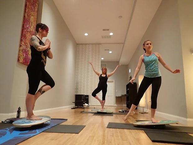 Image:  One Key Yoga