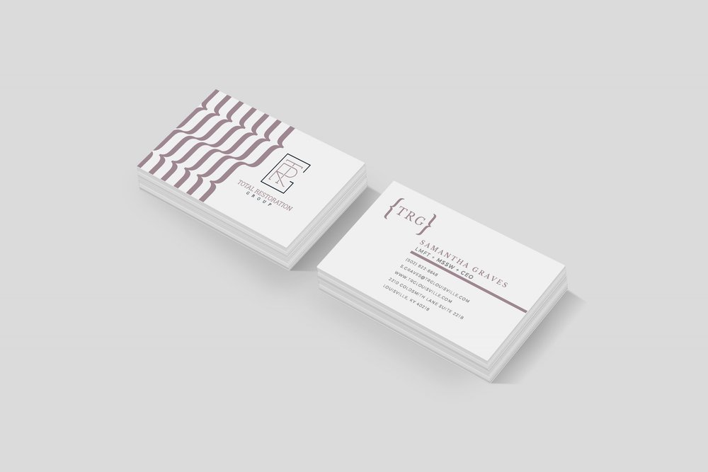Business Cards + More - Ready for a fresh look to your marketing materials? We design business cards, email templates, digital look books just to name a few.