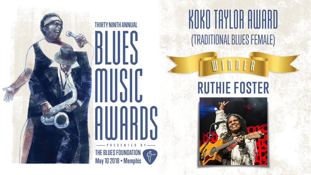Koko Taylor - Traditional Female - Ruthie Foster.jpg
