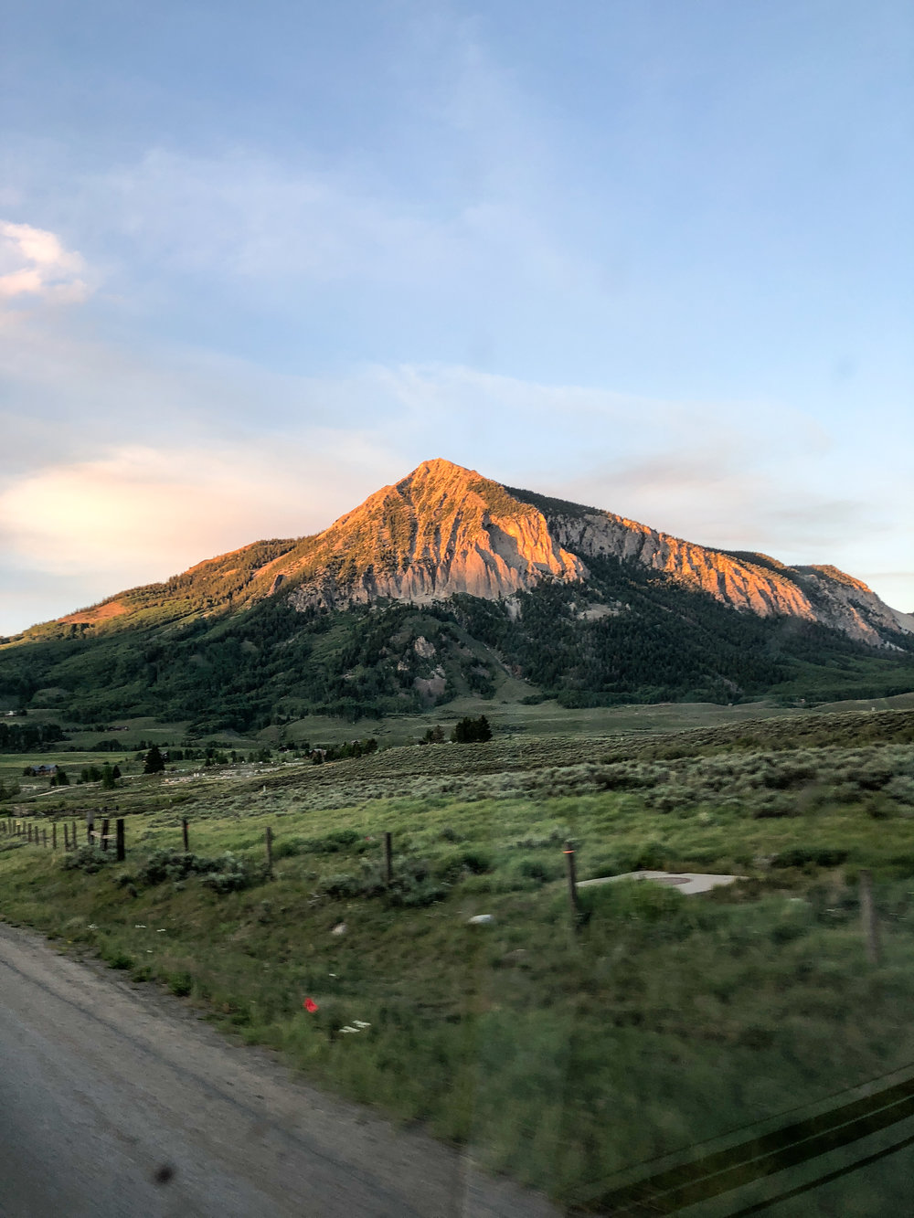 7:15PM - Crested Butte! I am here to work the Big Mountain Enduro race. Helping out with registration and check-in while meeting the pros and of course checking out the best that Yeti Cycles has to offer.