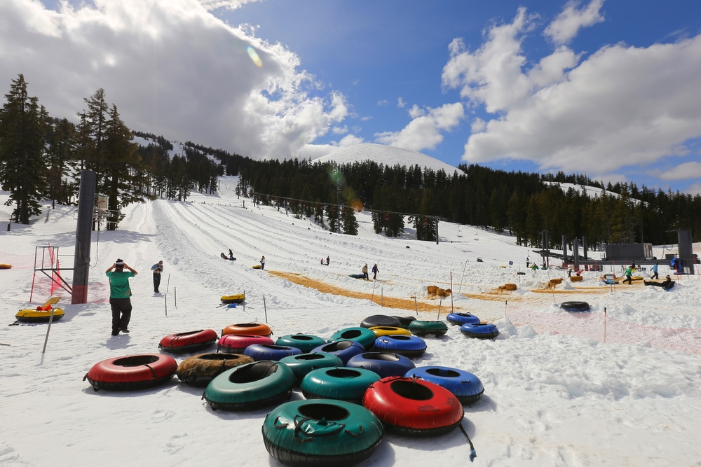 Mount Bachelor Tubing Hill
