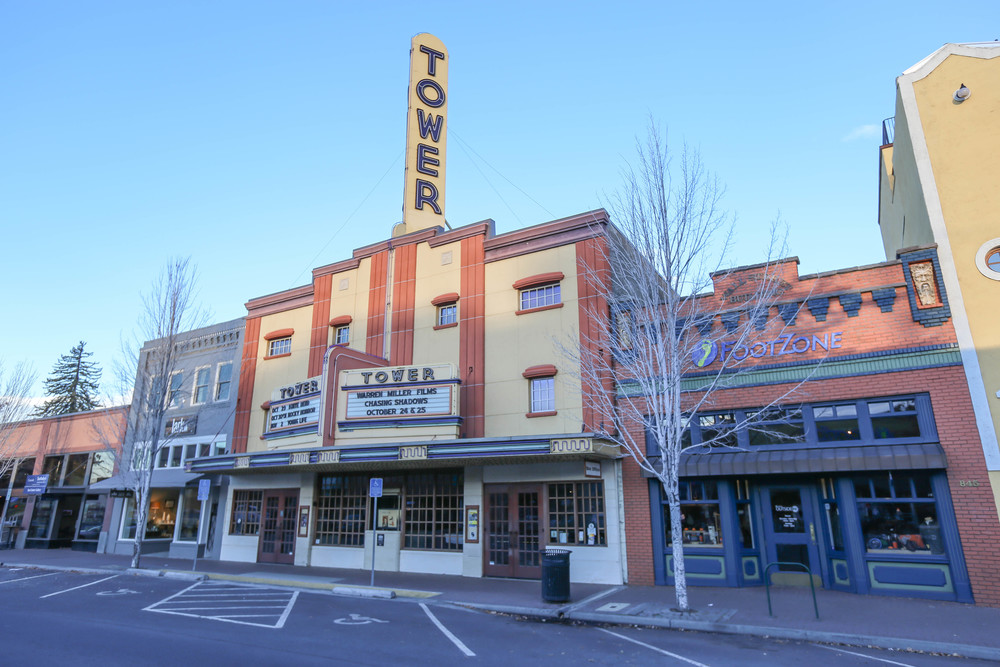 Tower Theater Bend Oregon