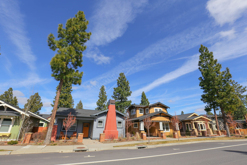 Homes in Northwest Crossing in Bend Oregon