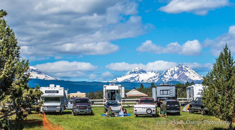 4 Peaks Music Festival Camping