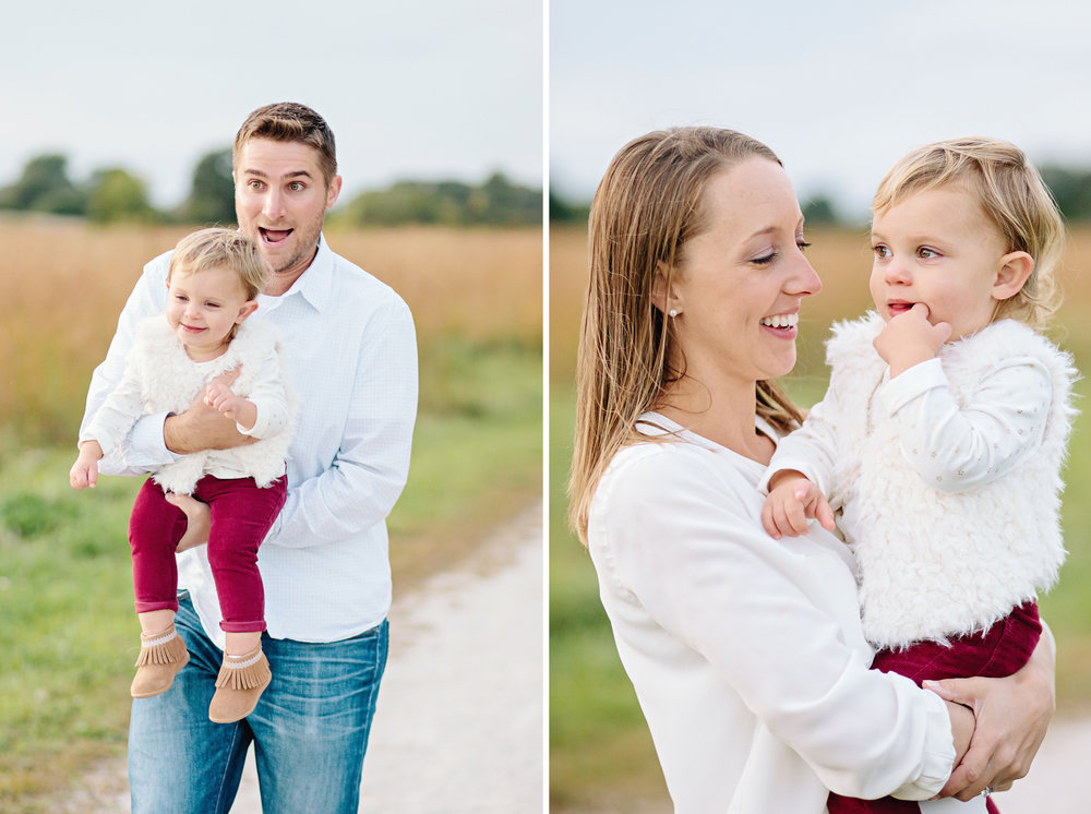 Happy Family Photography | Elgin, Illinois | Cassie Schott Photography