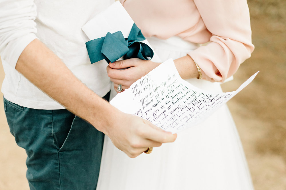 Houston Couple Love Letter Session | Cassie Schott Photography