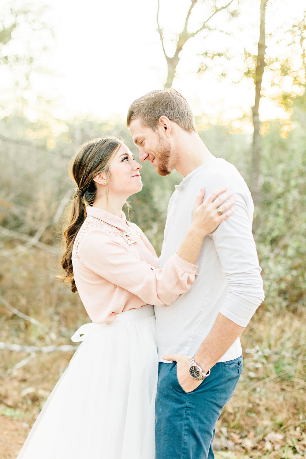 Houston Couples Photographer | Cassie Schott Photography