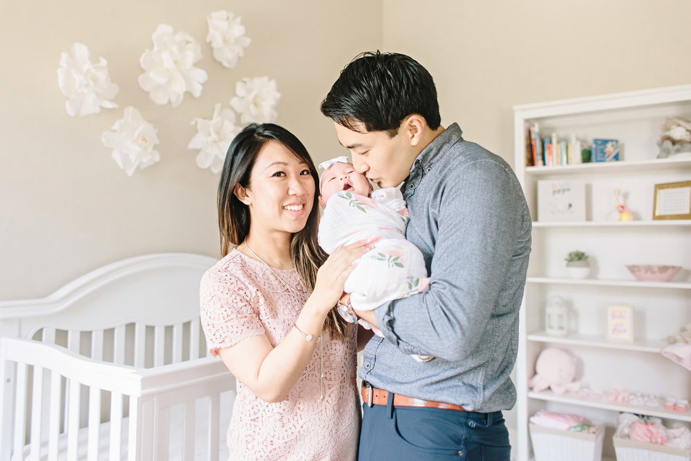 Houston Lifestyle Newborn Photography_Nursery Inspiration_Cassie Schott Photography