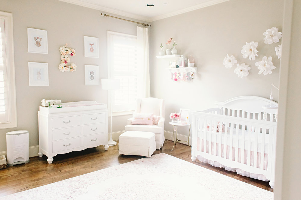 Cassie Schott Photography_Houston_Chicago_Lifestyle Newborn Photographer_Nursery Inspiration