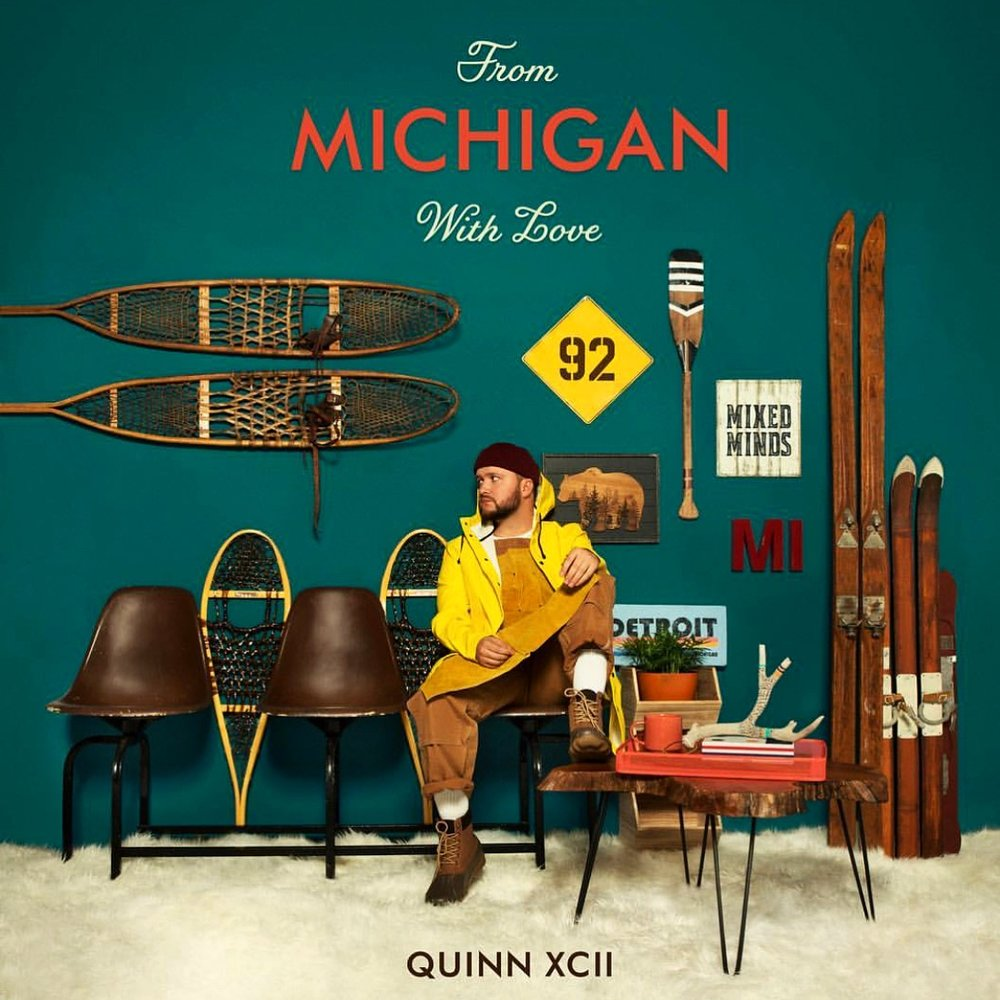Quinn XCII // Set Design, Art Direction