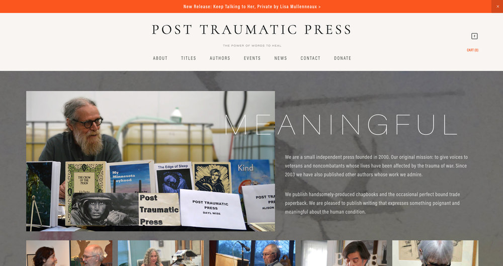 Post Traumatic Press