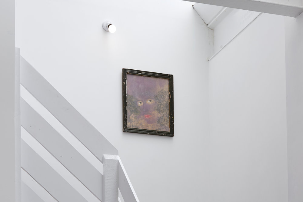 Andrew Mania,  Pink face , 2009