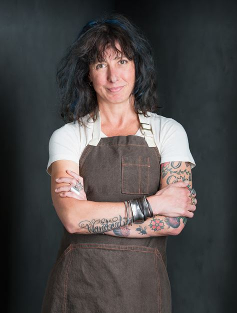 Chef Katherine Clapner from her interview with The Scoop.
