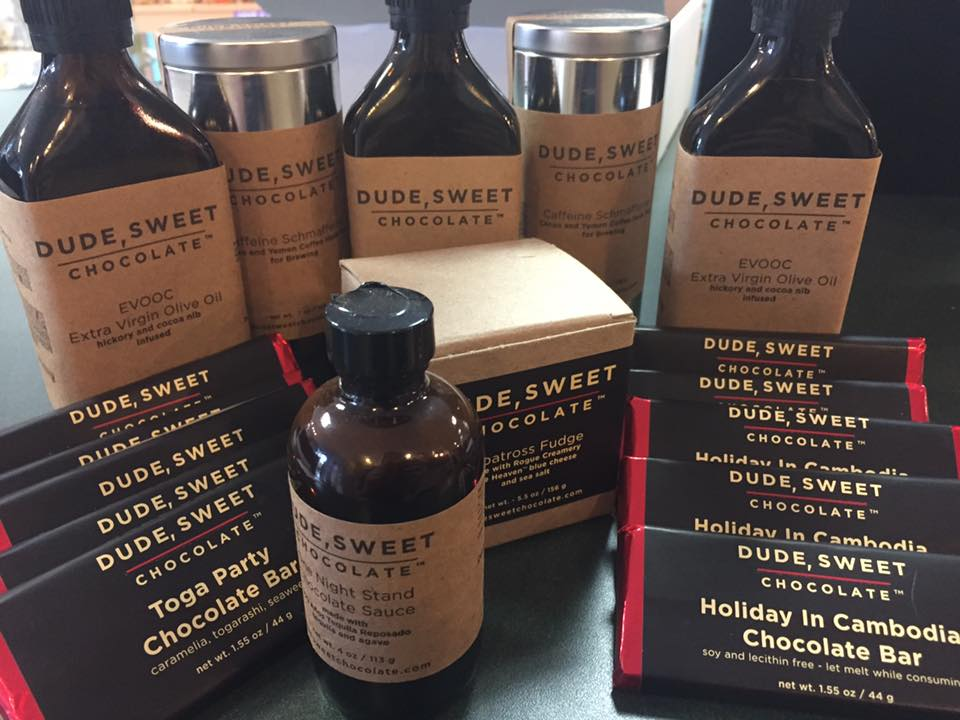 A sample of some of our favorite Dude, Sweet Chocolate creations.