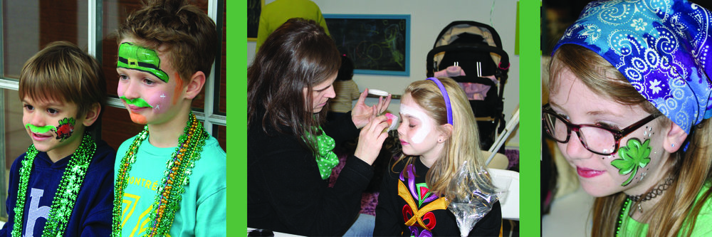 Face Painting by Maggie Lou's Party Crew at Sweet Candy + Gifts