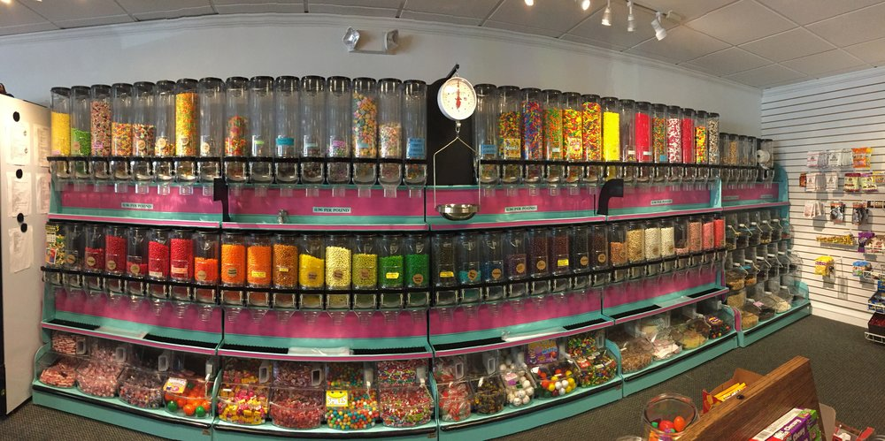 Sweet Candy + Gifts in the Heights, Little Rock, Arkansas