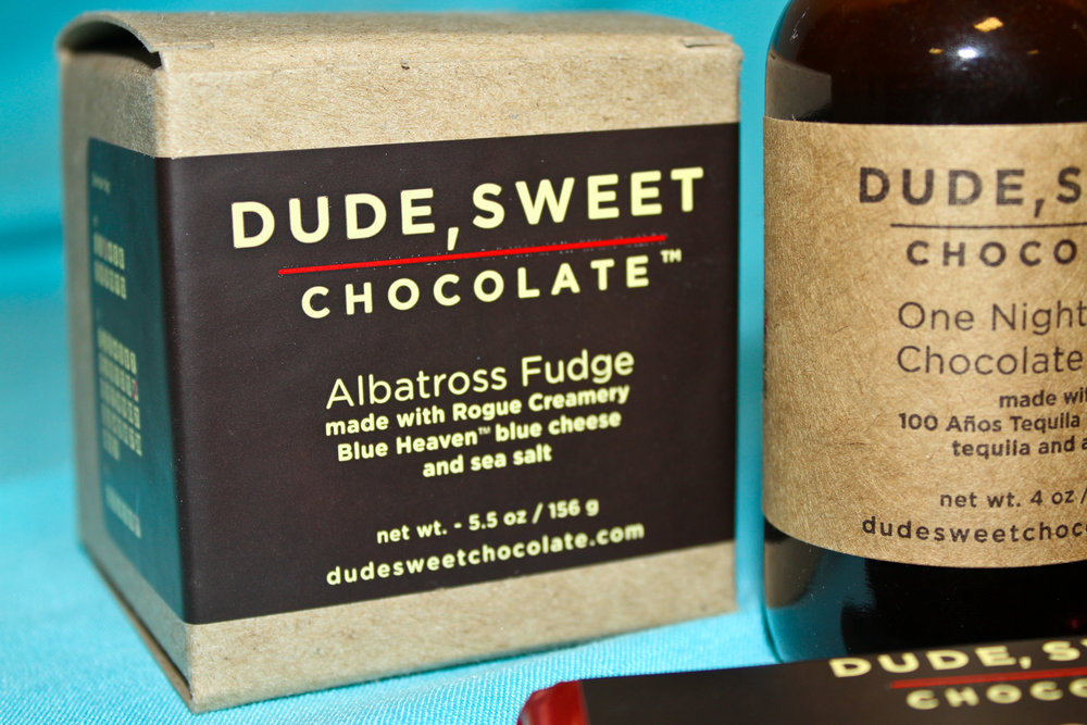 Dude Sweet Chocolate Perishable Goods