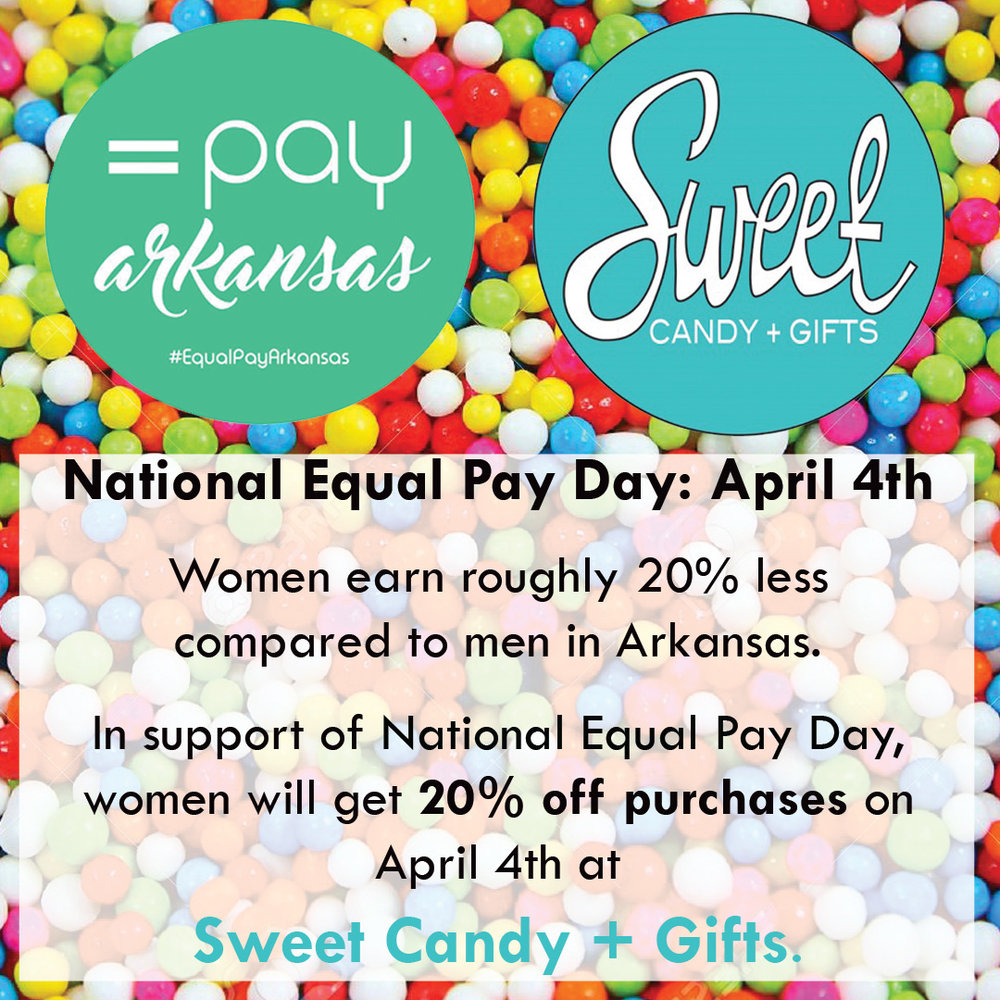 Equal Pay Sweet Candy + Gifts
