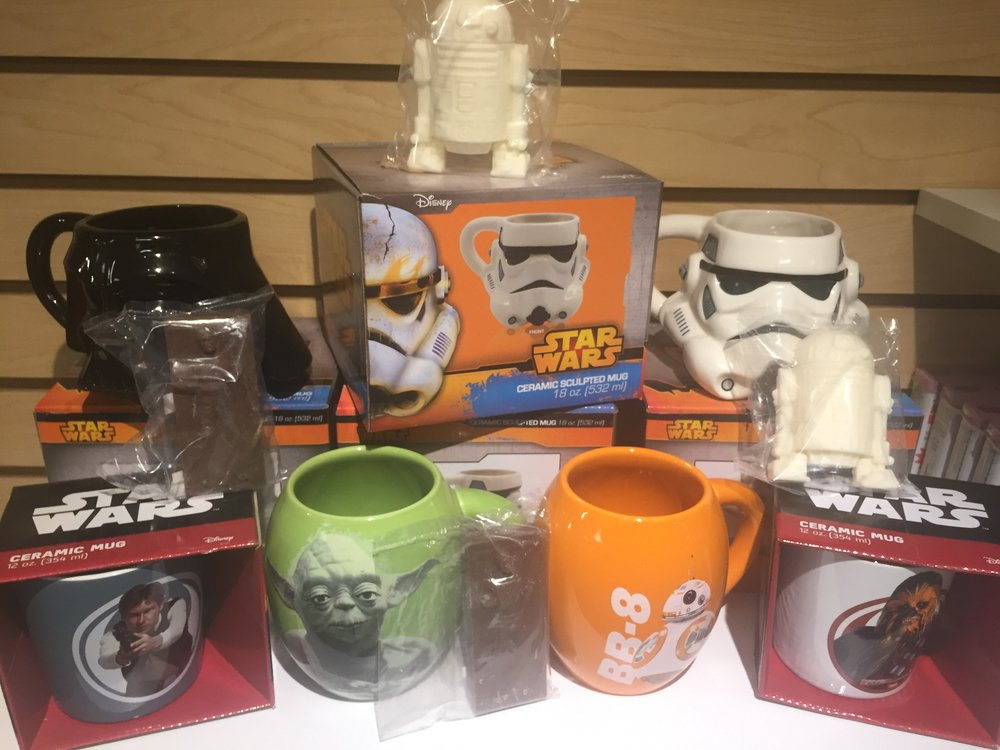 Swing by Sweet Candy + Gifts for May the Fourth goodies.