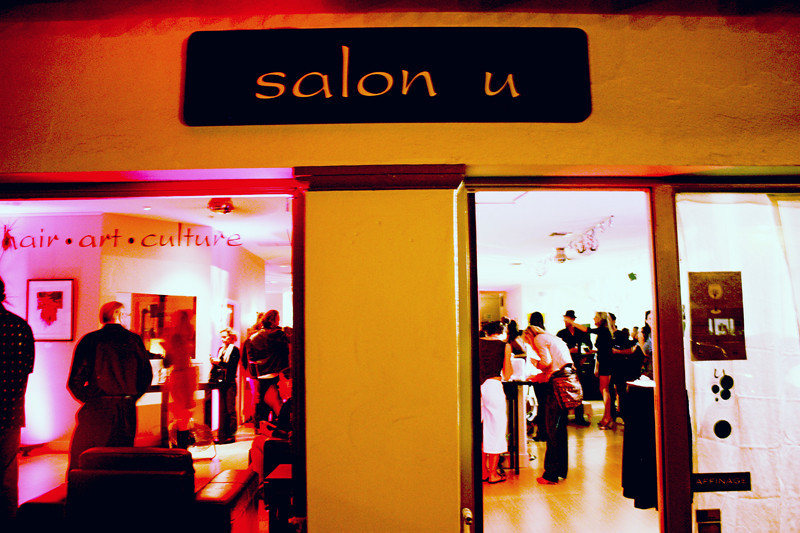 Front Door of Salon U