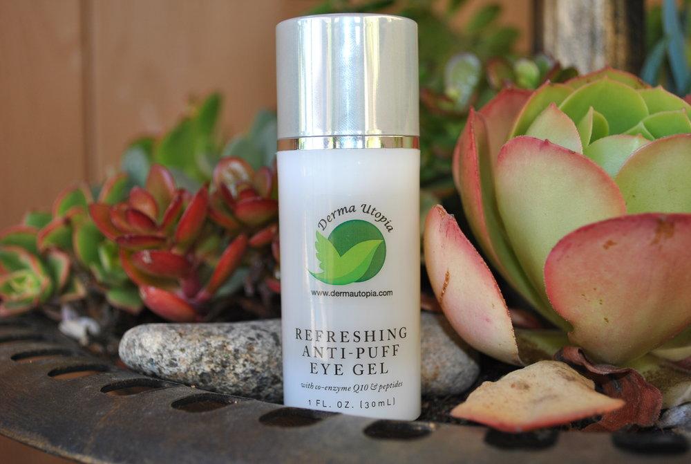 Refreshing Anti-Puff eye Gel