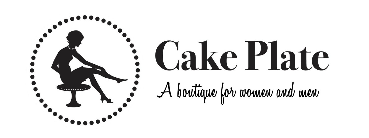 Cake Plate Boutique