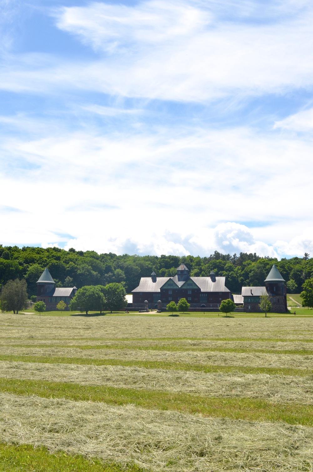 Shelburne Farm!
