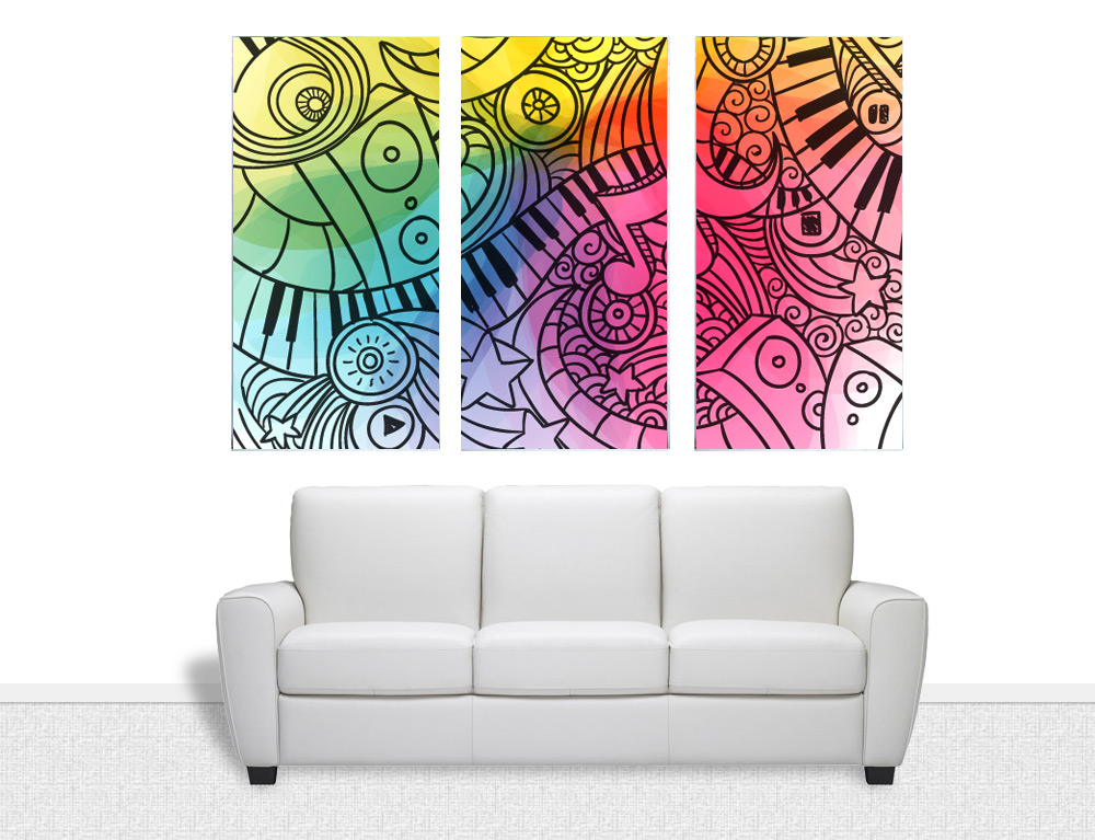 Custom Wall Art Prints