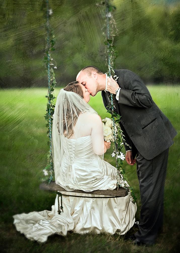 Nashville & Gallatin Wedding Photographer | Anjeanette Illustration Photography