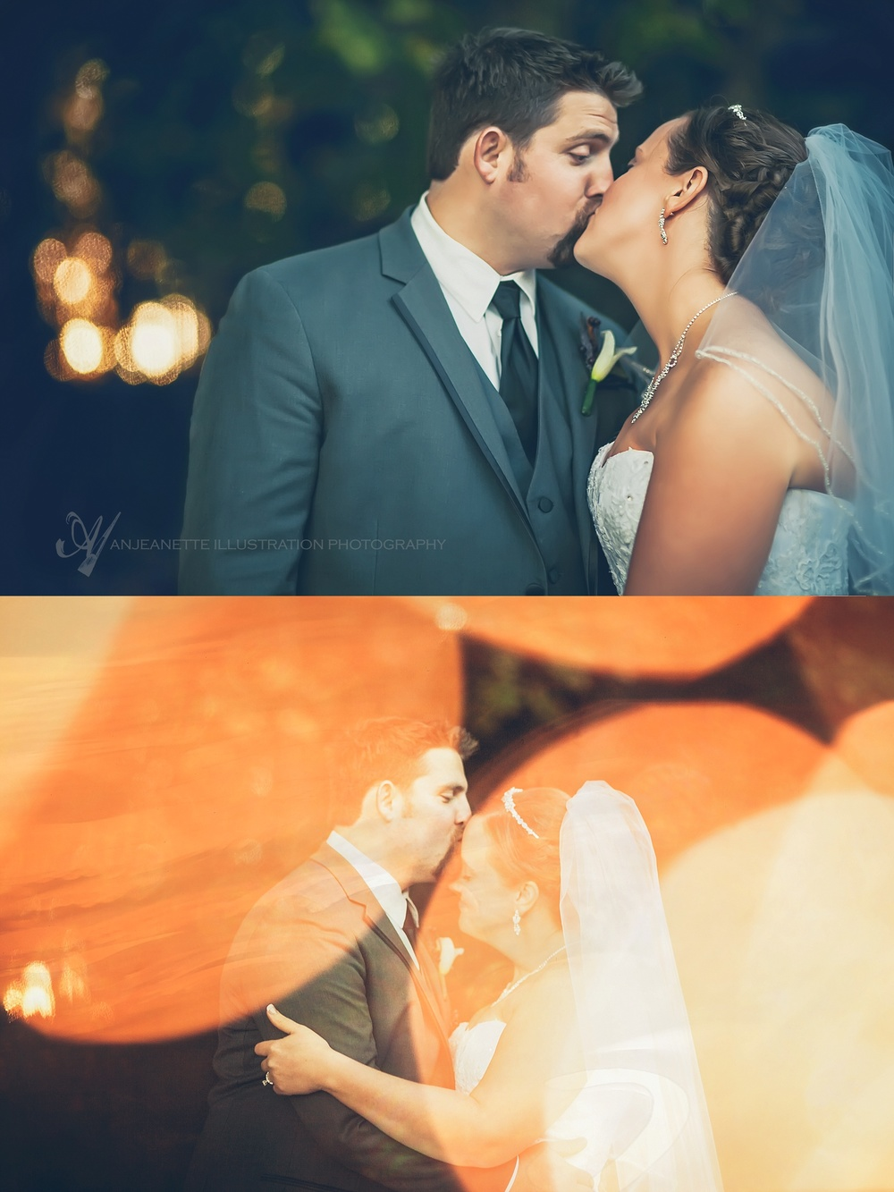 Hendersonville Tn Wedding photographer Anjeanette Illustration Photography