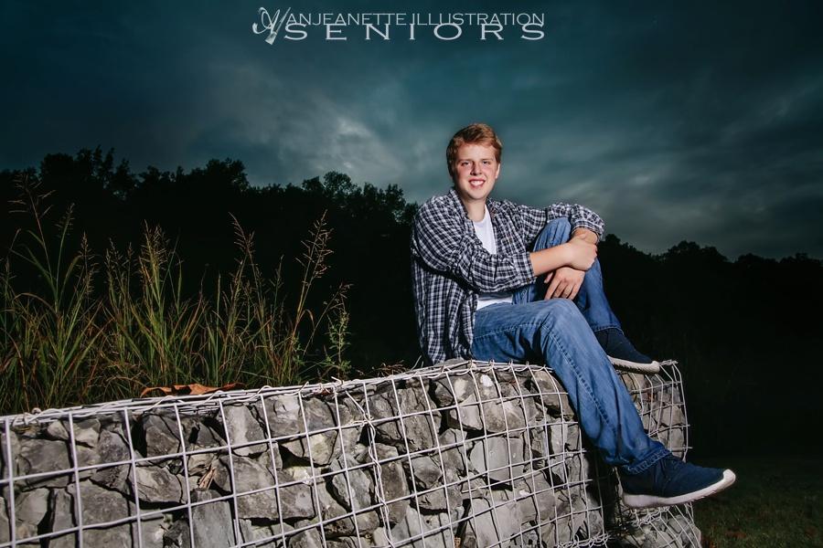 Senior pictures Hendersonville Tn photographer Anjeanette Illustration Photography Artistic Portraits