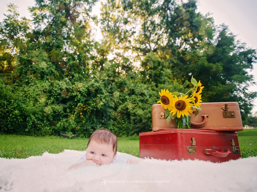 Nashville Family Pictures Photographer Anjeanette Illustration Photography