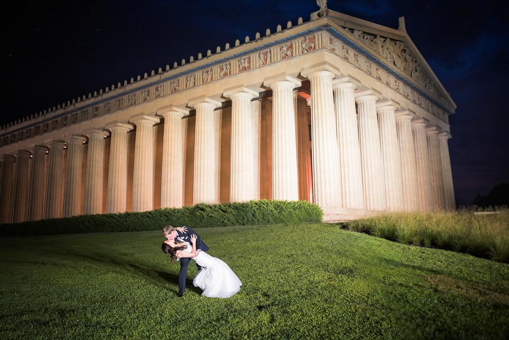 Nashville Wedding Ceremony Photographer