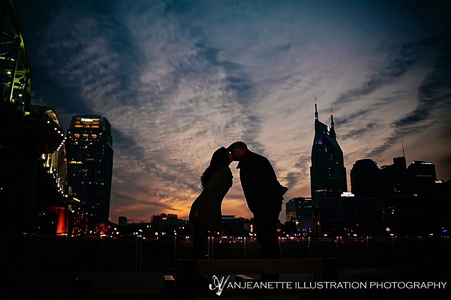 Hendersonville Tn Wedding, engagement, and  family pictures by Nashville portrait artist Anjeanette Illustration Photography