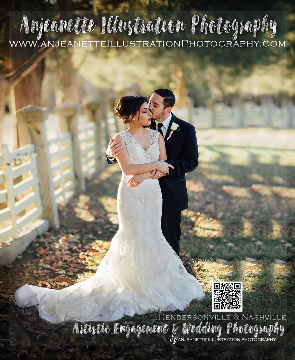 Sumner County Wedding 37075 Photographer anjeanette Illustration Photography