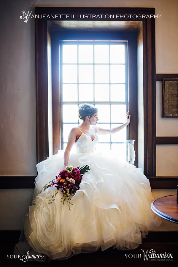 Hendersonville Tn wedding 37075 photographer Anjeanette Illustration Photography